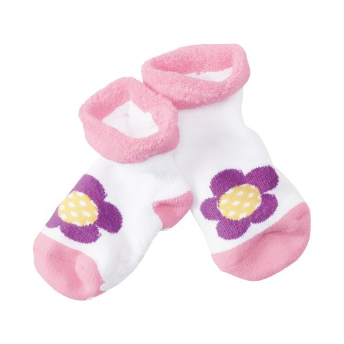 Baby Sock Flowers front-1050461