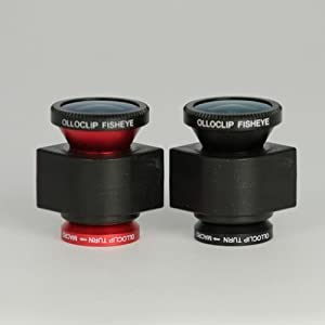 41RPFbt0bzL. SY300  Olloclip 3 in 1 Lens for iPhone 4 & iPhone 4S   Review