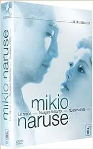 Coffret Mikio Naruse 4 DVD : Le repas / Nuages flottants / Nuages d'été