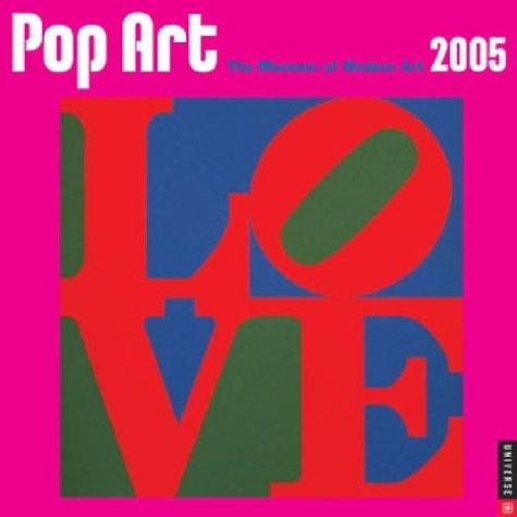 Pop Art: 2005 Wall Calendar