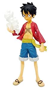 One Piece Half Age Characters Vol. 1 Figur: Monkey D. Ruffy / Luffy (Variante)