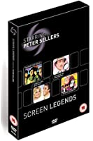 Screen Legends: Peter Sellers [DVD]