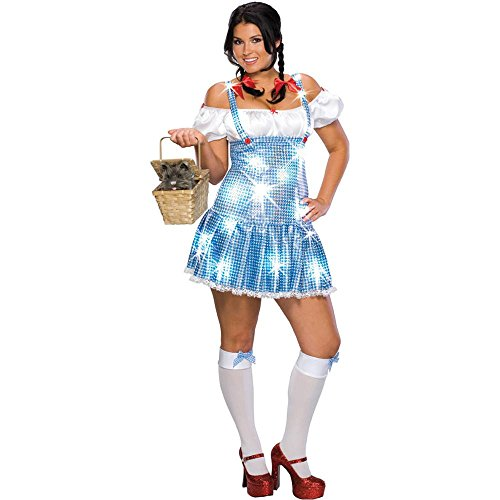 Dorothy Sexy Plus Size Costume - Plus Size