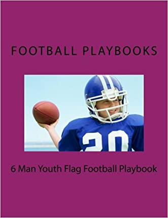 6 Man Youth Flag Football Playbook