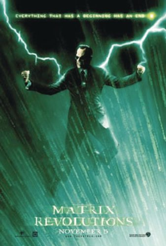 Matrix - Revolutions Poster (68,5cm x 98cm)
