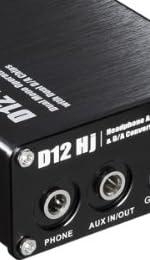 iBasso Audio USB-DACポータブルヘッドホンアンプ D12 Hj