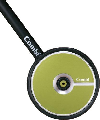 Combi for F2 wheel cap set-glass green