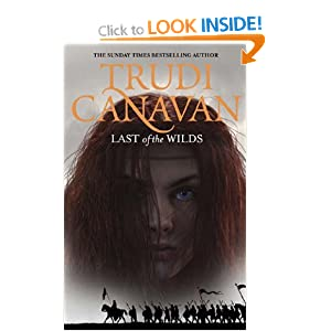 Last of the Wilds - Trudi Canavan