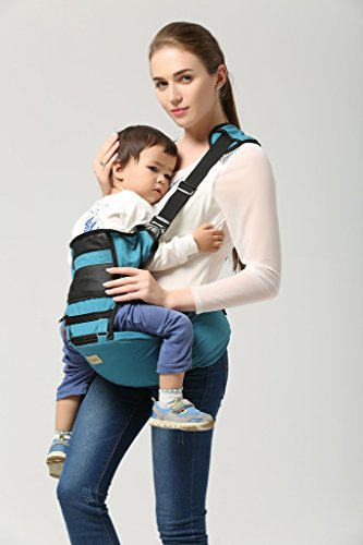Best Products Lingzhi Multiposition Baby Carrier Cotton Lightweight