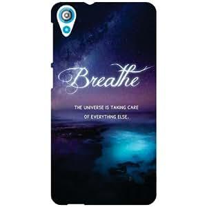 HTC Desire 820Q Back Cover - Breathe Designer Cases