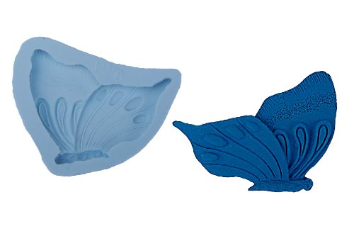 O.K Molds silicone butterfly cupcake decorating fondant gompaste supply M4827 (Gelatin Art Supplies compare prices)