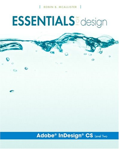 Essentials for Design Adobe(R)  InDesign(R) CS- Level two