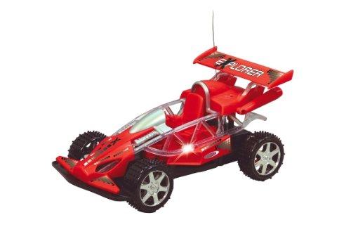 Jamara - 403780 - Maquette - Voiture - Explorer Rouge - 3 Pièces