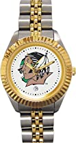 North Dakota Fighting Sioux- (University of) Ladies Executive Stainless Steel Sports Watch