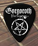 Gorgoroth Pentagram Premium Guitar Pick x 5 Medium