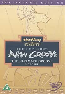The Emperor's New Groove - Collector's Edition [DVD] [2001]