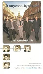 Boyzone: By Request - Their Greatest Hits [VHS]