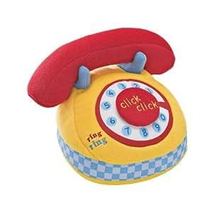 Gund Hello Telephone Baby Toy
