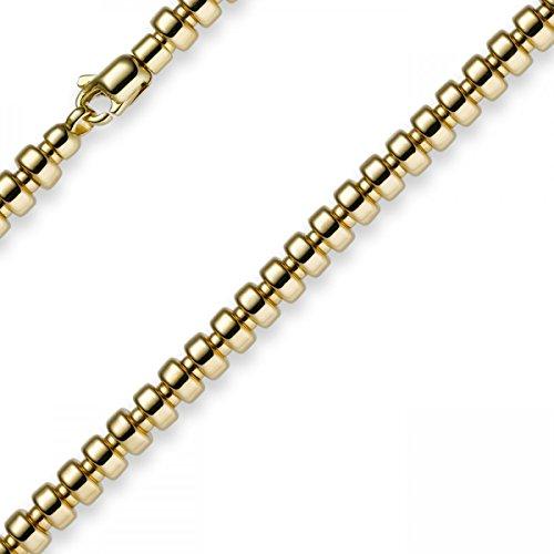 5-mm-couleur-laminage-bracelet-chaine-en-or-585-mixte-21-cm