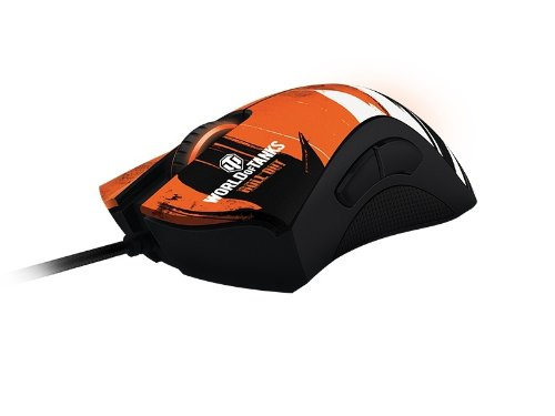 Razer DeathAdder World of Tanks Edition ゲーミングマウス【正規保証品】 RZ01-00840400-R3M1