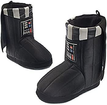 Disney Darth Vader Deluxe Slippers for Kids