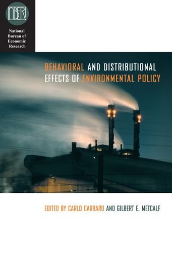 behavioral distributional effects of environmental policy national bureau of economic. Black Bedroom Furniture Sets. Home Design Ideas