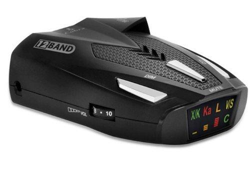 Cobra Electronics ESD 777 12-Band Radar Detector