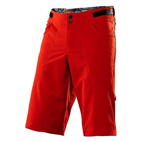Troy Lee Designs-Pantaloni corti Skyline da corsa rosso  rosso 86,4 cm