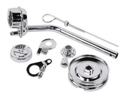 DELUXE CHROME DRESS UP KIT Dune Buggy VW Baja Bug