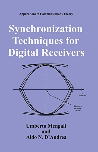 Synchronization Techniques for Digital Receivers (Applications of Communications Theory)