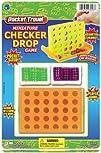 GAME Pocket Travel Checker Drop