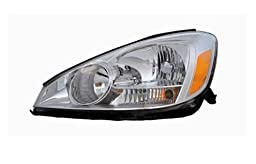 Toyota Sienna Replacement Headlight Assembly (non-HID Type) - 1-Pair