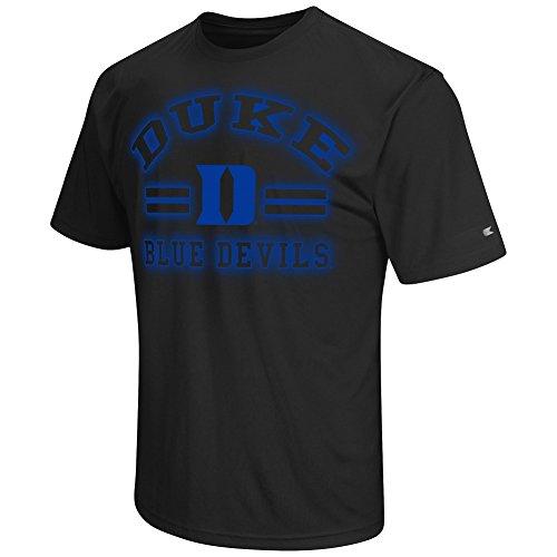Colosseum NCAA Men's Haze Performance T-Shirt-Duke Blue Devils-XL (Devils T Shirt compare prices)