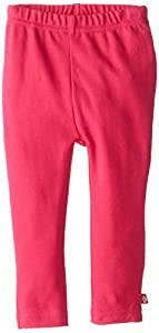 Zutano Primary Solid Skinny Legging, Fuchsia, 12 Months ( 6-12 months)