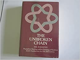 an unbroken chain book pdf