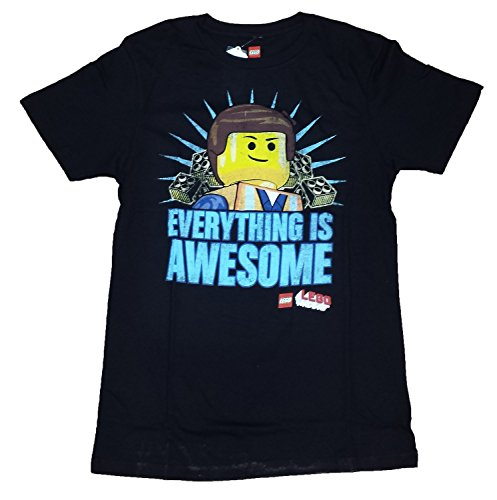 The-Lego-Movie-Everything-Is-Awesome-Licensed-Graphic-T-Shirt