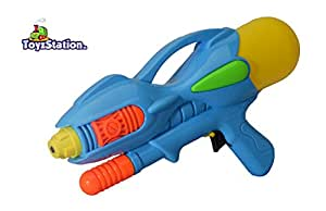 Toyzstation Warrior Pressure Water Gun With Free Balloons Assorted
