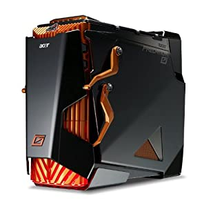 Acer Predator AG7750-U2222 Extreme Gaming Desktop (Orange/Black)