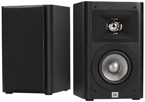 Jbl Studio 220 4-Inch, 2-Way Bookshelf Loudspeaker (Pair)
