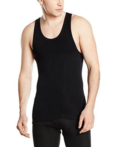 STELLA ALCARAZ Camiseta Interior Negro
