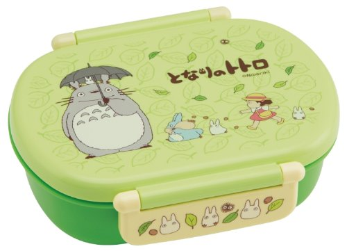 Skater Dishwasher tight lunch BOX Totoro walk QA2BA from Japan
