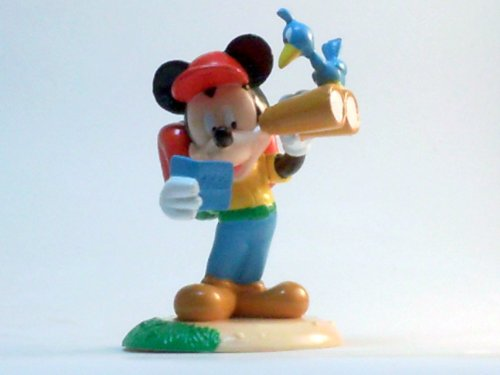 Micky Mouse Nature Pvc