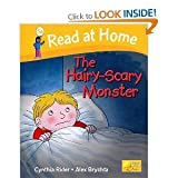 Roderick Hunt The Hairy-Scary Monster (Read at Home 5a) (Read at Home, Oxford Reading Tree)