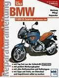 No. 5263 repair instructions BMW F 650 CS Scarver