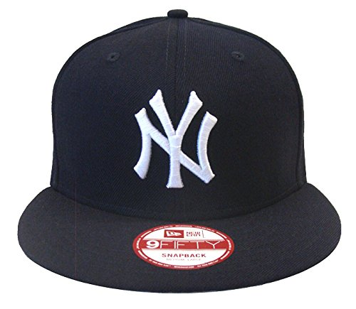 Buy New York Yankees New Era Major Wool Snapback Cap Hat