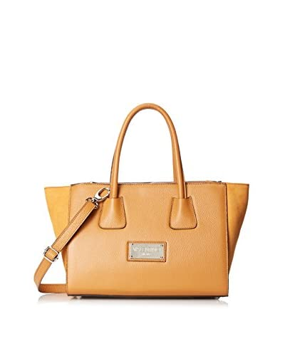 Valentino Bags by Mario Valentino Women's Patio Satchel, Whiskey