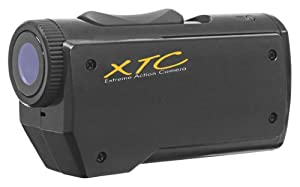 Midland XTC100VP2 640 x 480 Standard Definition Extreme Action Camera with 4 types of Mounts Included (Black)