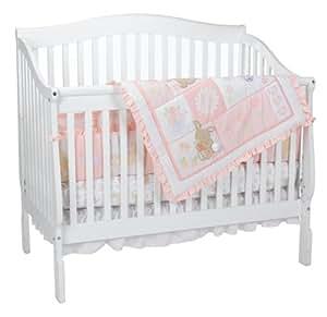 Amazon Com Springmaid Baby Collections Bunny 4 Piece