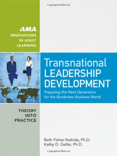 Transnational Leadership Development: Preparing
