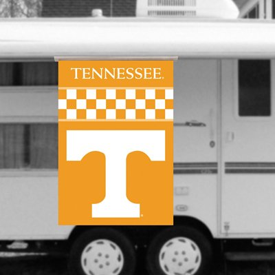 NCAA Tennessee Volunteers RV Awning 28-by-40 Banner